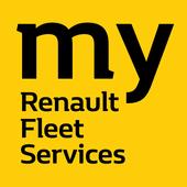 My Renault Fleet Services icon