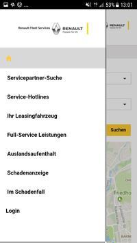 My Renault Fleet Services screenshot 1