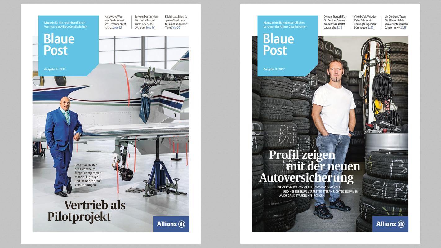 Allianz Blaue Post for Android - APK Download