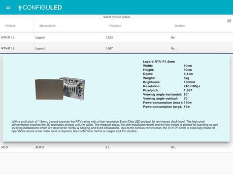 ConfiguLED apk screenshot
