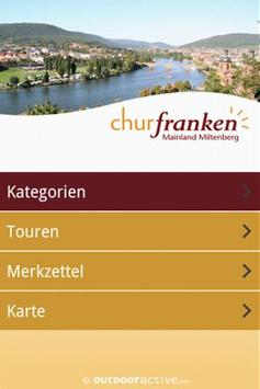Churfranken poster