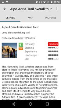 Alpe Adria Trail screenshot 2