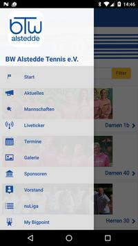 BW Alstedde Tennis e.V. apk screenshot