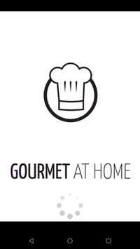 Gourmet at Home poster