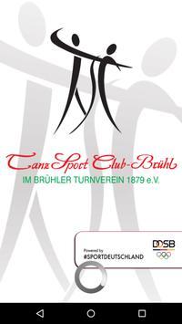 Tanz Sport Club Brühl BTV 1879 poster