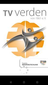 TV Verden poster
