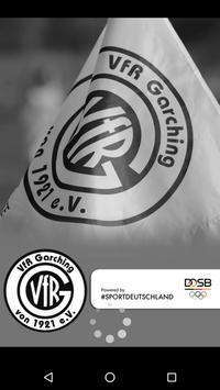 VfR Garching poster