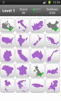 Logo Quiz - Geography screenshot 1