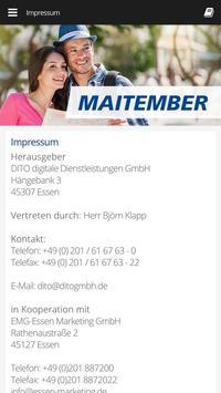 MEIN MAITEMBER apk screenshot