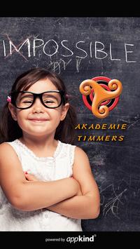 Akademie Timmers poster