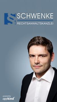 Rechtsanwaltskanzlei Schwenke poster