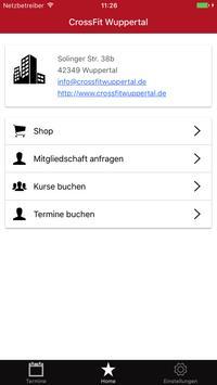 CrossFit Wuppertal screenshot 1