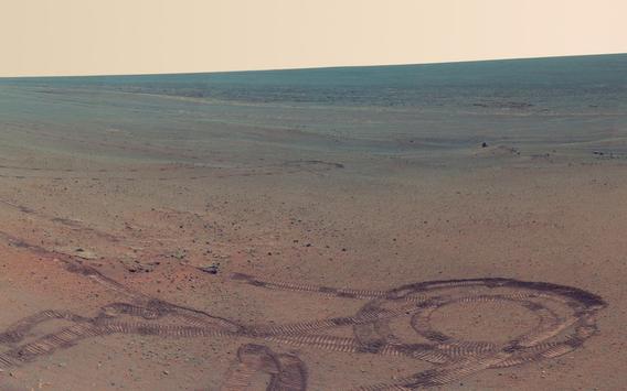 Mars in a pocket screenshot 1