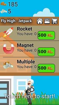 FlyHigh - Jetpack apk screenshot