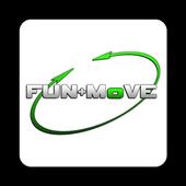 Fun + Move icon