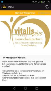 Vitalis Plus Delbrück apk screenshot