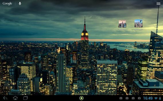 New York City Night & Day Free apk screenshot