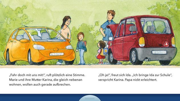 Ida und das leise Auto apk screenshot