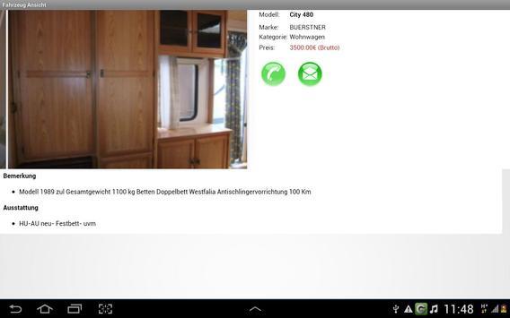 Wohnwagen Ullrich App poster