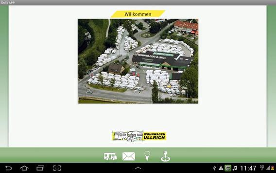 Wohnwagen Ullrich App apk screenshot