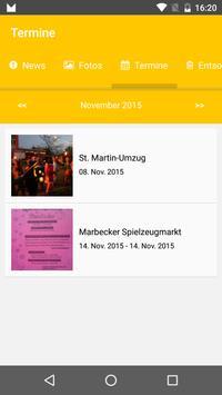 Marbeck apk screenshot