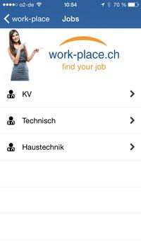 work-place apk screenshot