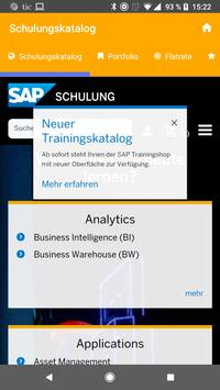 SAP Education DACH poster
