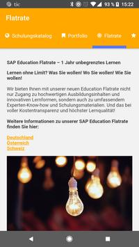 SAP Education DACH screenshot 2