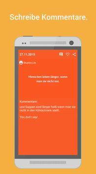 Stupidus - Unnütze Fakten تصوير الشاشة 2