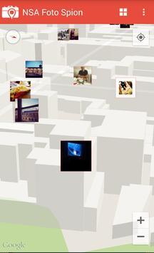 NSA photo spy (geolocation) apk screenshot