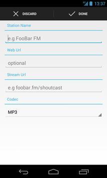Online Radio apk screenshot