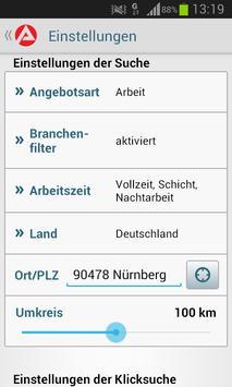 JOBBÖRSE apk screenshot