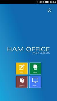 HAM OFFICE poster