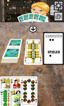 Mau Mau - card game apk screenshot