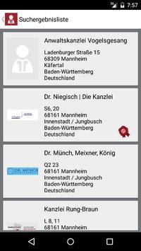 Anwalt & Recht apk screenshot