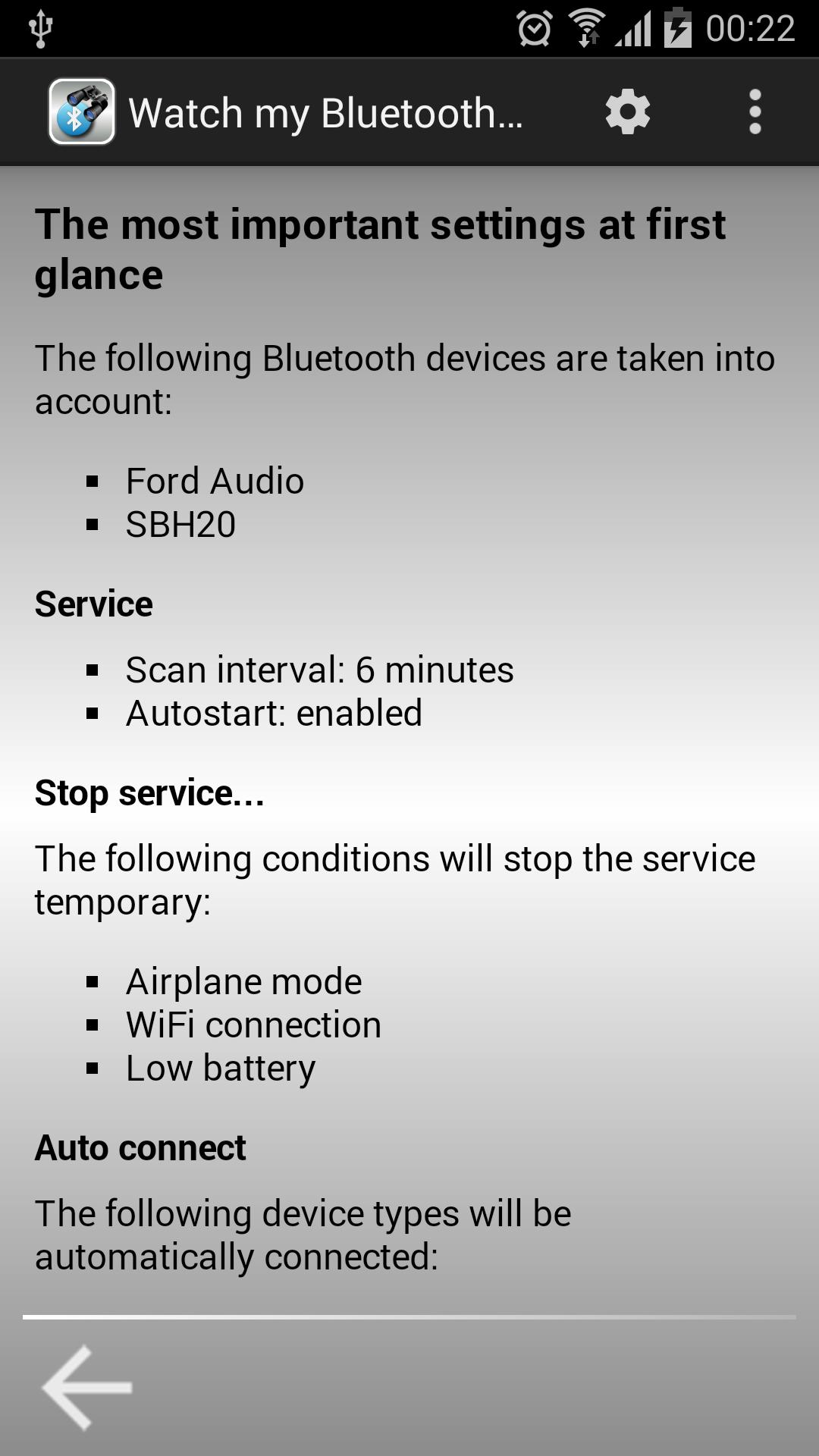 Watch my Bluetooth Devices for Android - APK Download