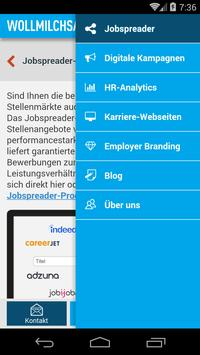 Wollmilchsau - Blog App screenshot 1