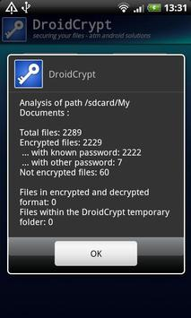 Droid Crypt (Trial) screenshot 6