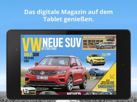 AUTO BILD - Auto News & eMagazine apk screenshot