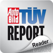 TÜV Report Reader icon