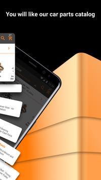 Schermata apk Autodoc — Ricambi auto online di alta qualità