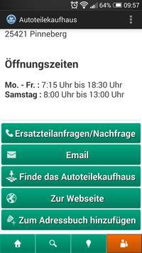 Autoteilekaufhaus apk screenshot