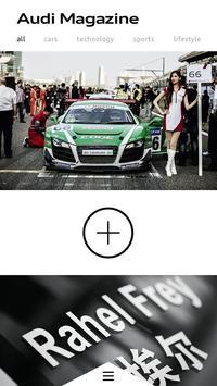 Audi Magazine apk screenshot