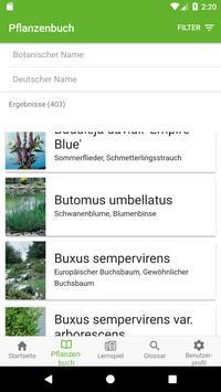 AuGaLa Pflanzenbuch poster