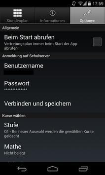 AvH Vertretungsplan apk screenshot