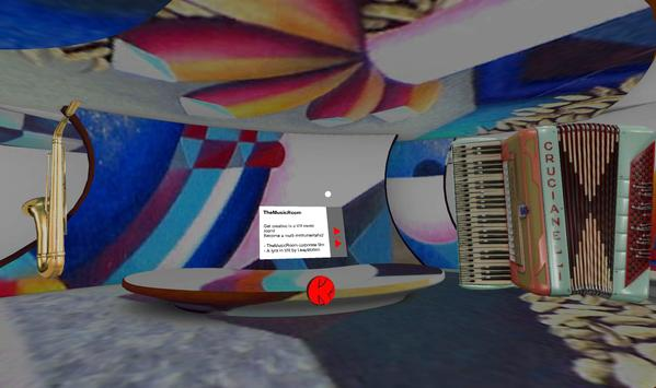 VR Music Booth screenshot 1