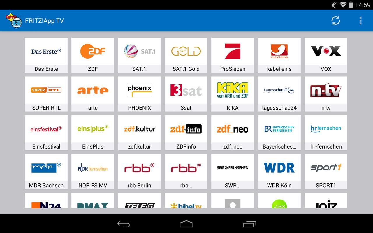 FRITZ!App TV APK Download