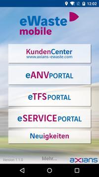 eWaste mobile poster