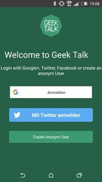 GeekTalk - The Geek Plattform (Unreleased) poster