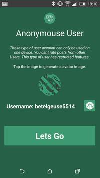GeekTalk - The Geek Plattform (Unreleased) apk screenshot